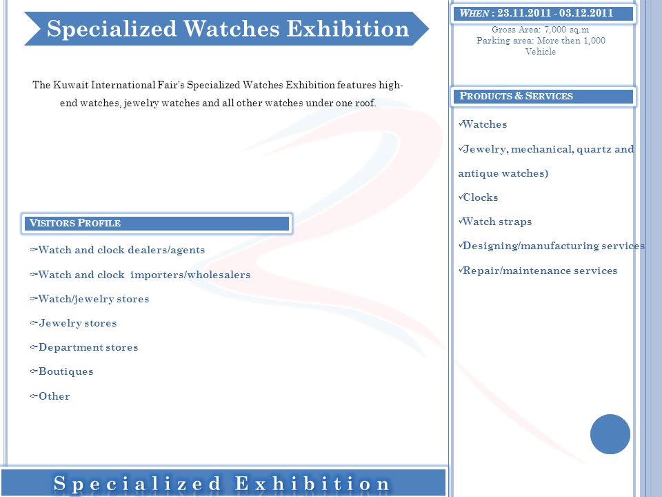 ABOUT US Exhibiting abroad is one of the quickest and most