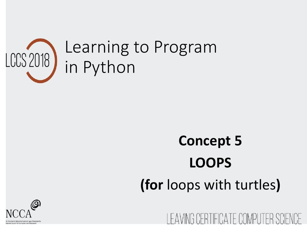 Learning to Program in Python - ppt download
