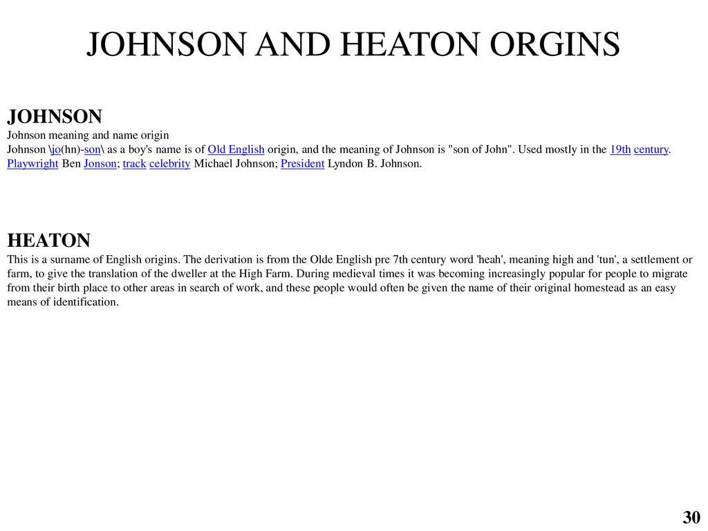 History 301 Family Timeline Kadena Heaton - ppt download