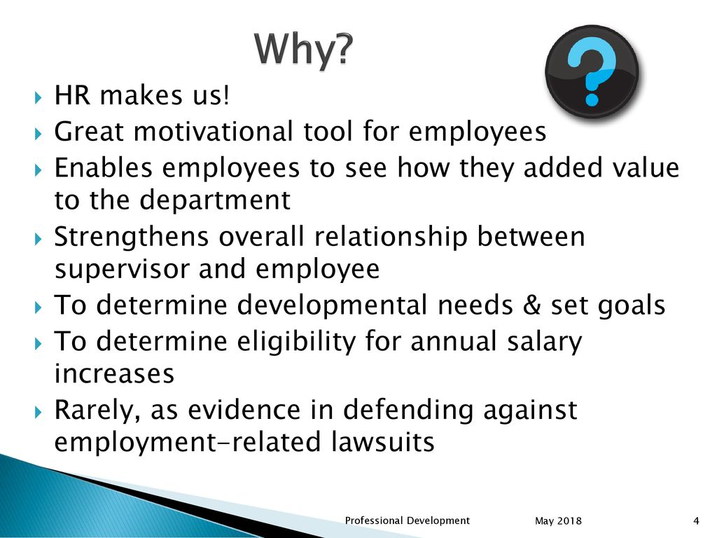 Effective Performance Evaluations - ppt download