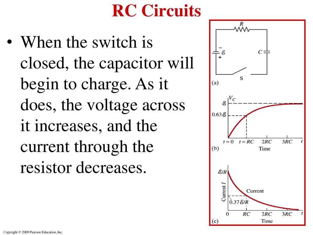 Circuits Containing Resistors Capacitors Rc Ppt Download Some Parallel Have Switches In As The Circuit Shown 2 Closed