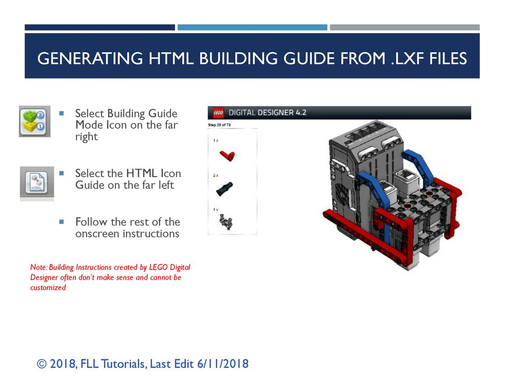 Lego cad software Seshan brothers  - ppt download
