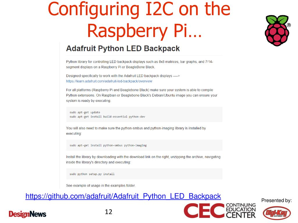Building Raspberry Pi Controllers with Python - ppt download