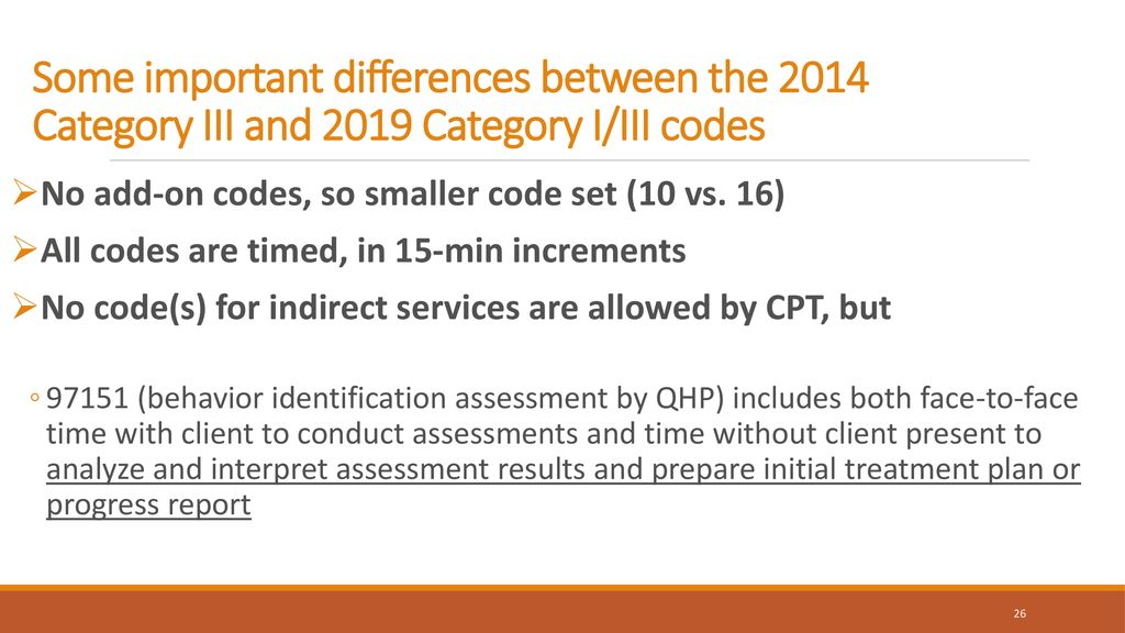 OVERVIEW WHAT ARE CPT CODES AND HOW ARE THEY DEVELOPED? - ppt download