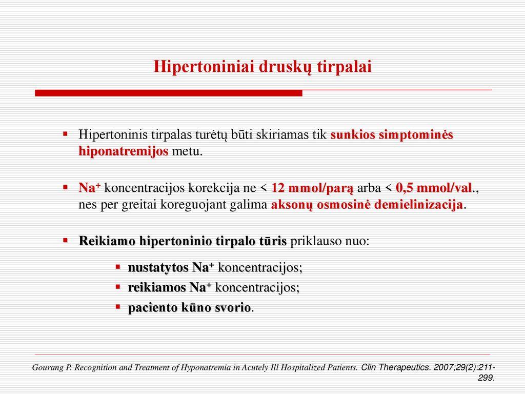 Hipertoninis druskos tirpalas – pagalbinė alerginio rinito gydymo priemonė | tarasgames.lt