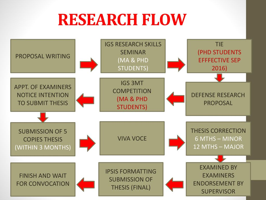 research proposal ipsis