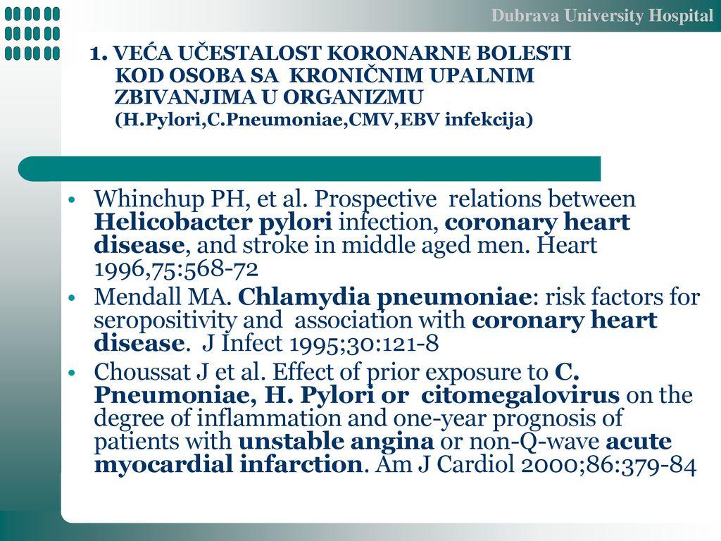 chlamidija ir hipertenzija)