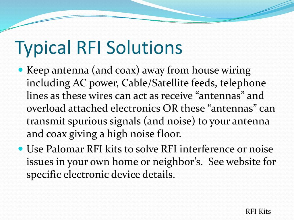 End Fed Antenna Secrets How To Select Install Operate Ppt Download Wiring House 30 Typical
