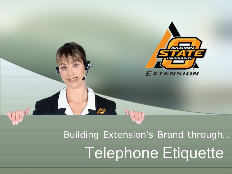 Building Extension's Brand through…