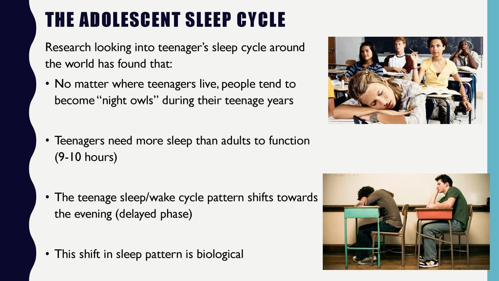Sleep Deprivation Chapter 60 Ppt Download New Teenage Sleep Patterns