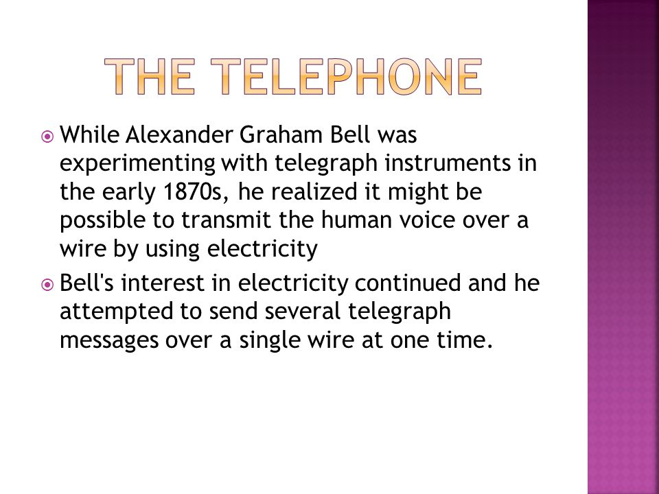 Image result for The first message transmitted over Bell's telephone