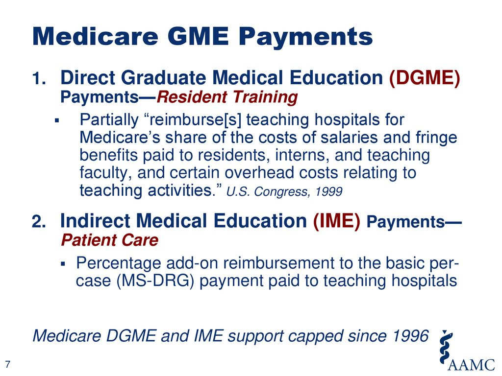 GME Funding: The Ongoing Challenges and Looking Ahead - ppt download