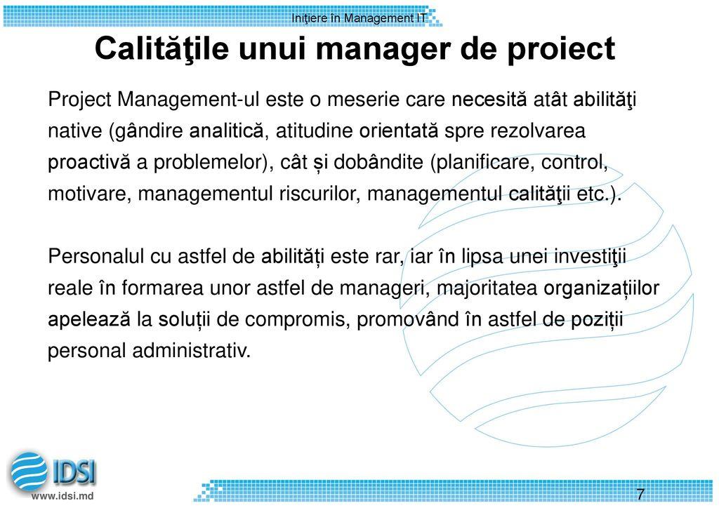 Proiecte | 7heaven.ro
