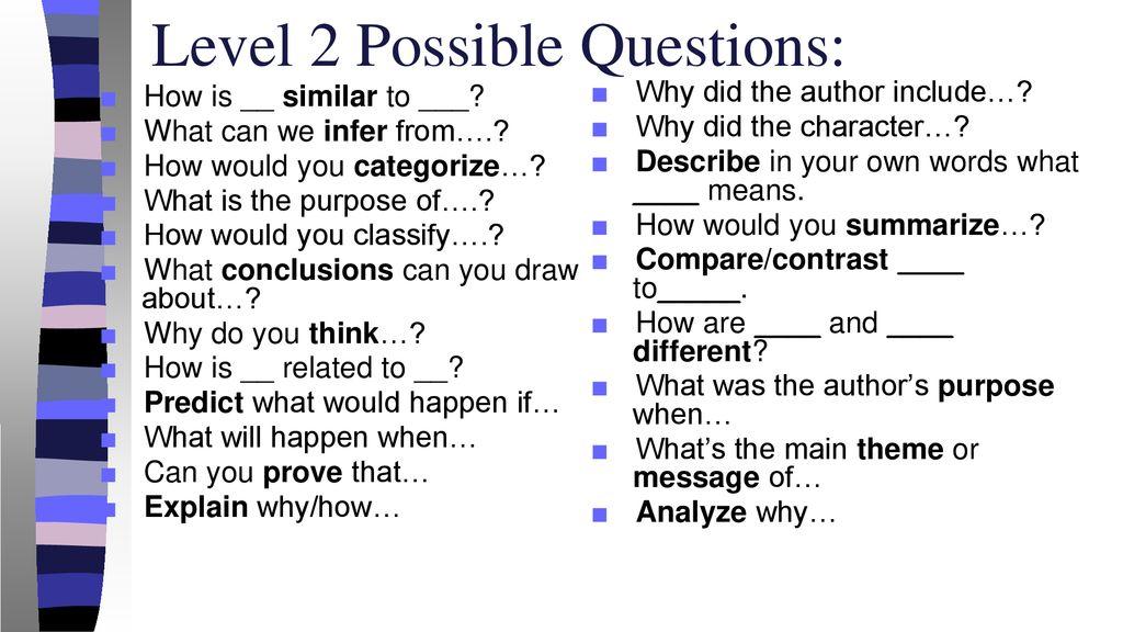 Questions#2