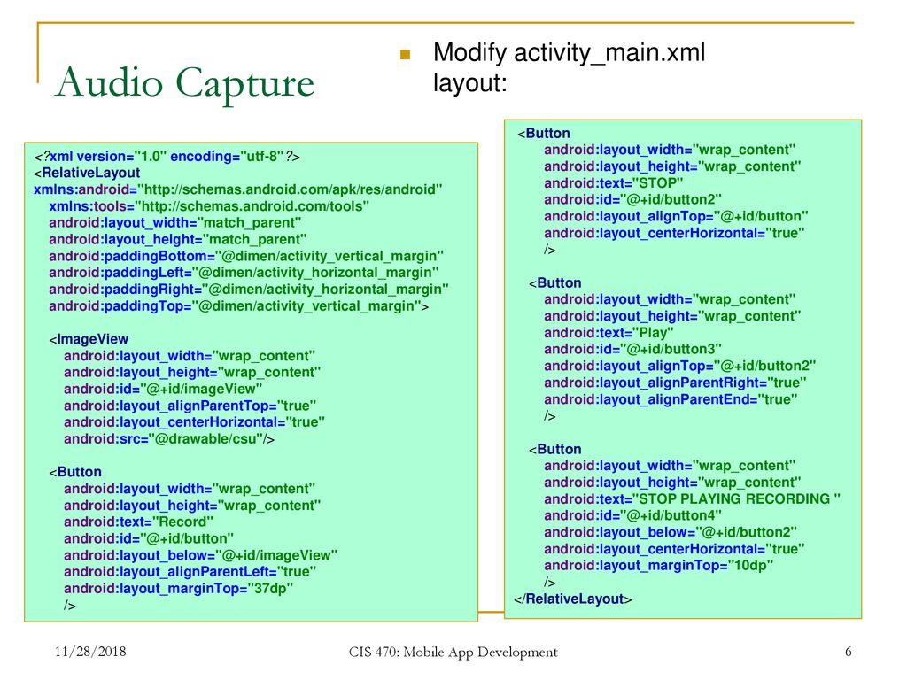 Android Sensor Programming - ppt download