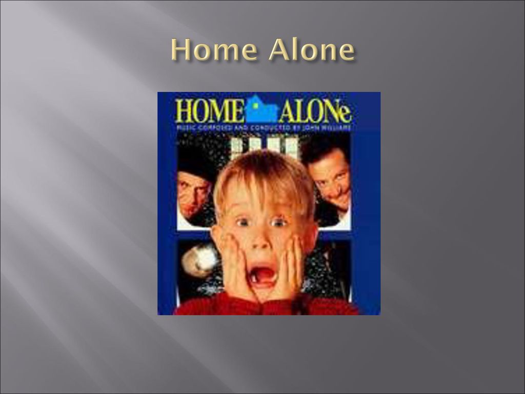 29home alone scene two