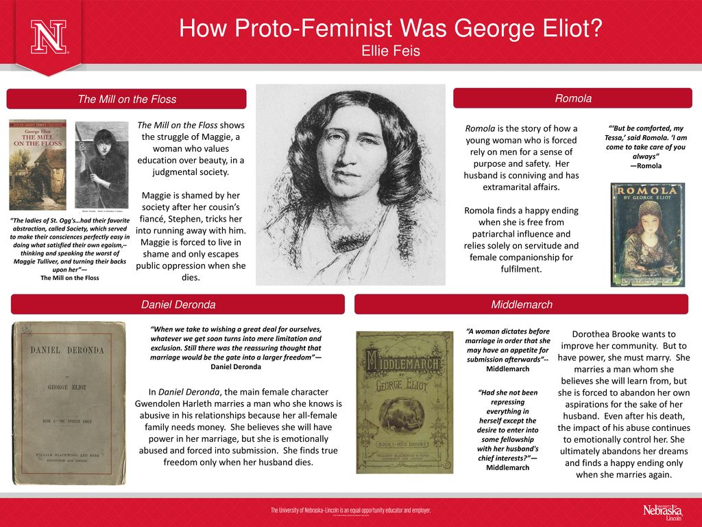 feminism in mill on the floss