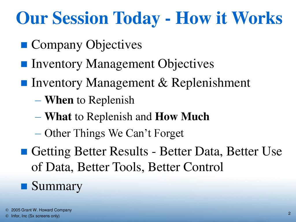 "Best Practices"" Inventory Management - ppt download"