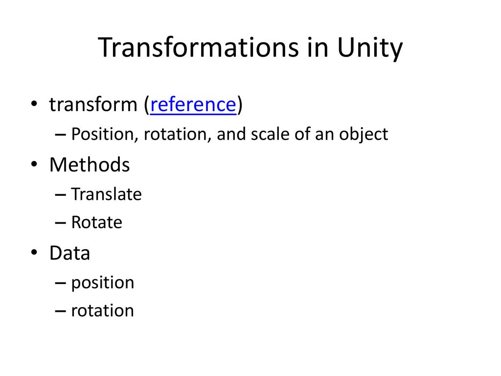Applying Geometric Transformations - ppt download
