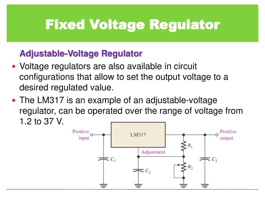 Chapter 6 Voltage Regulator Ppt Download Alternator Circuit Diagram Fixed