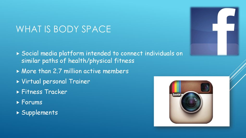 Body Space By bodybuilding com - ppt download