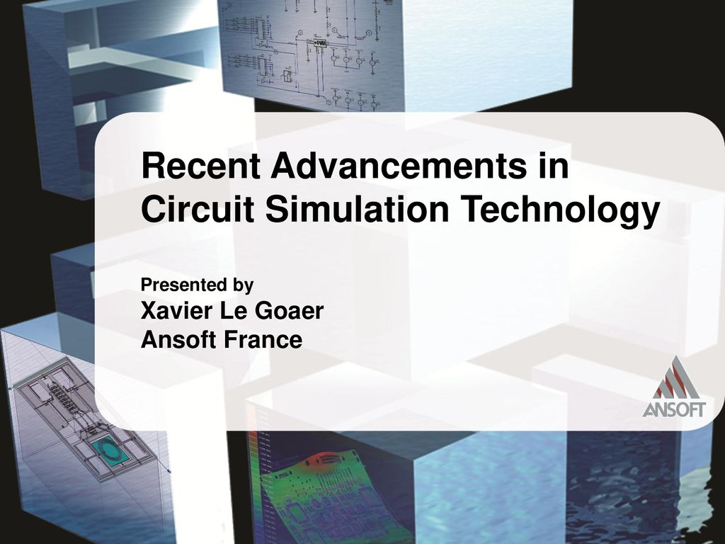 Recent Advancements In Circuit Simulation Technology Ppt Download Circuitsimulation