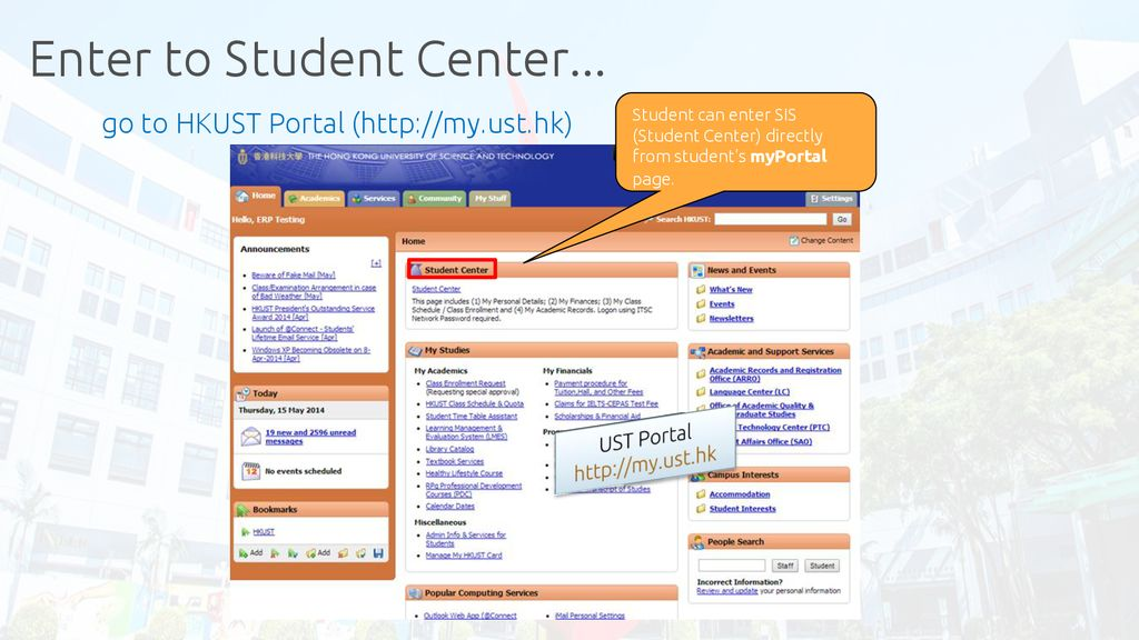Student Information System (SIS) - ppt download