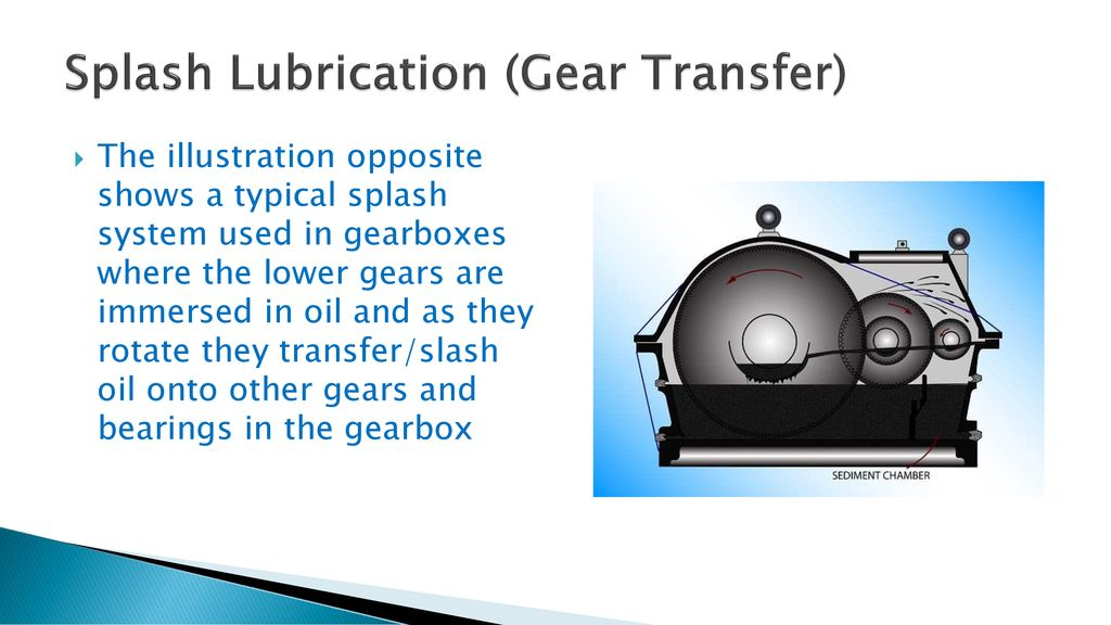 Lubrication Systems and Maintenance - ppt download