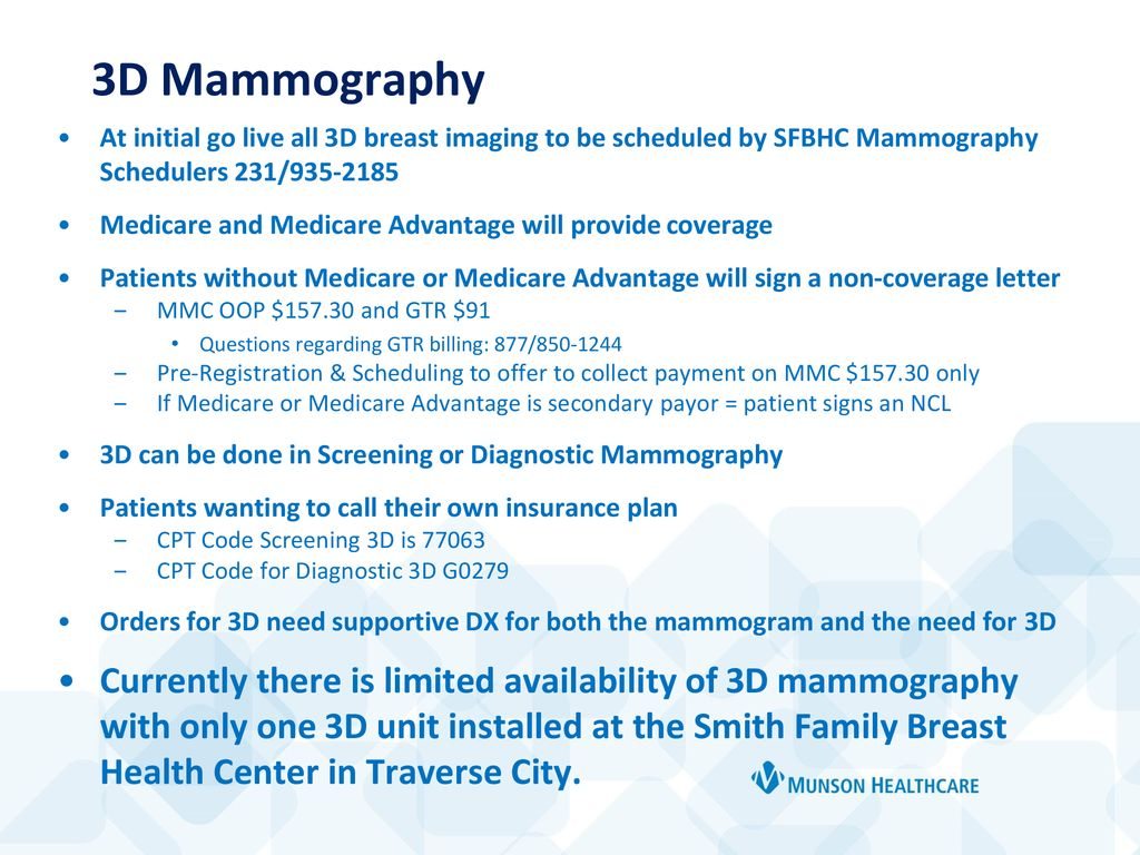 Mammography Breast Imaging Order - ppt download
