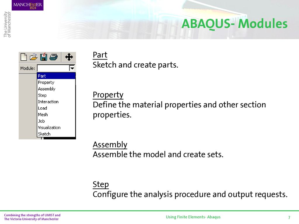 Using Finite Elements- Abaqus - ppt download