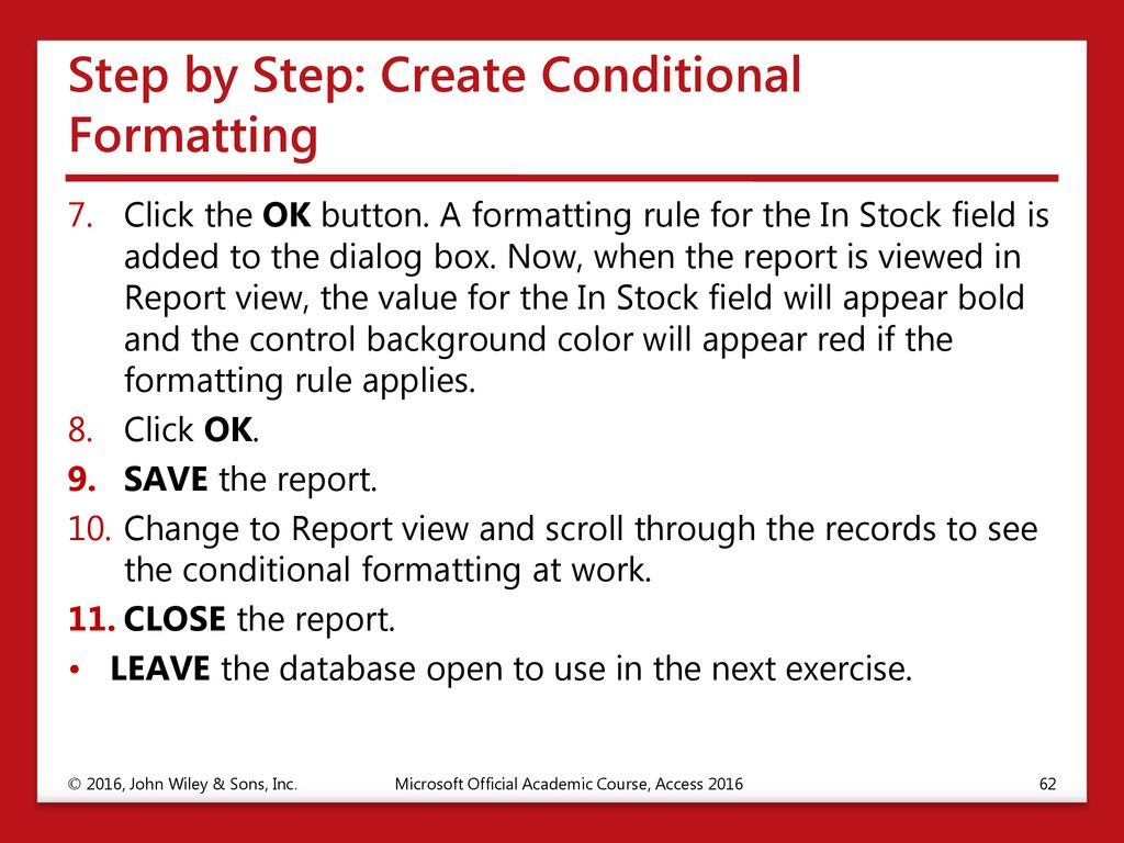 Using Controls in Reports and Forms - ppt download