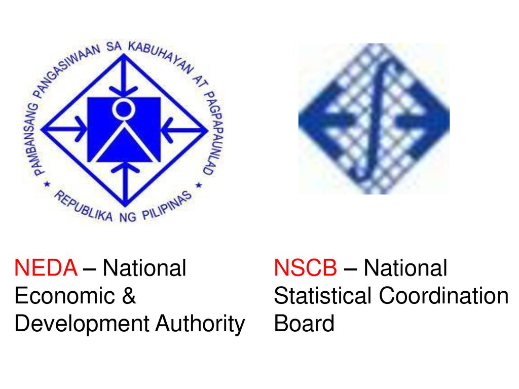 NEDA – National Economic & Development Authority
