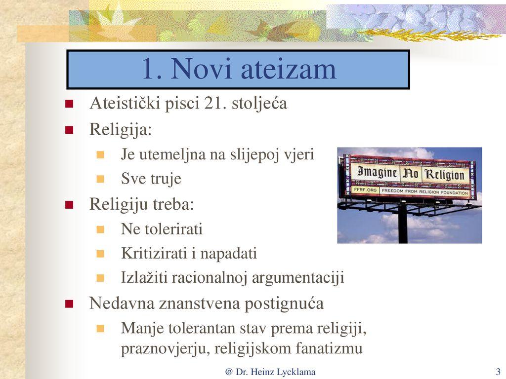ateist izlazi musliman