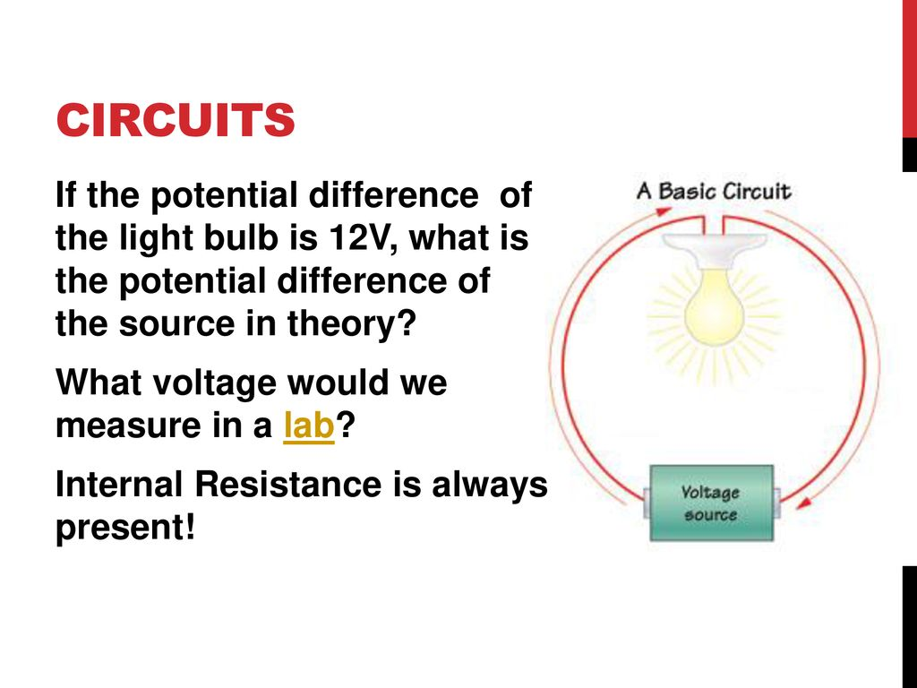 Topic 52 Electric Circuits Ppt Download Measurements In