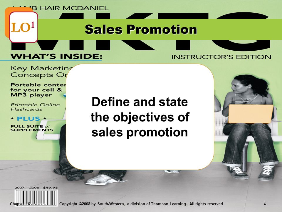 the objectives of sales promotion