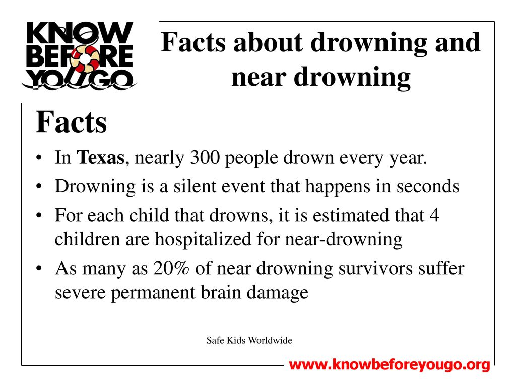 HELP PREVENT DROWNING - ppt download