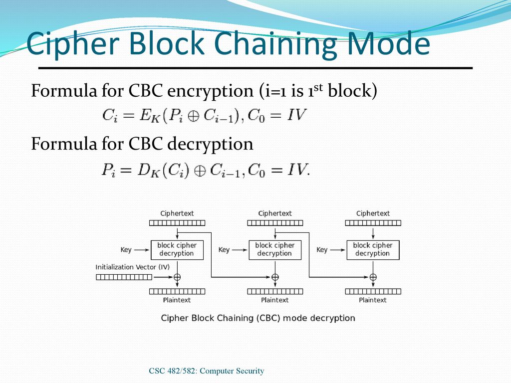 CSC 482/582: Computer Security - ppt download