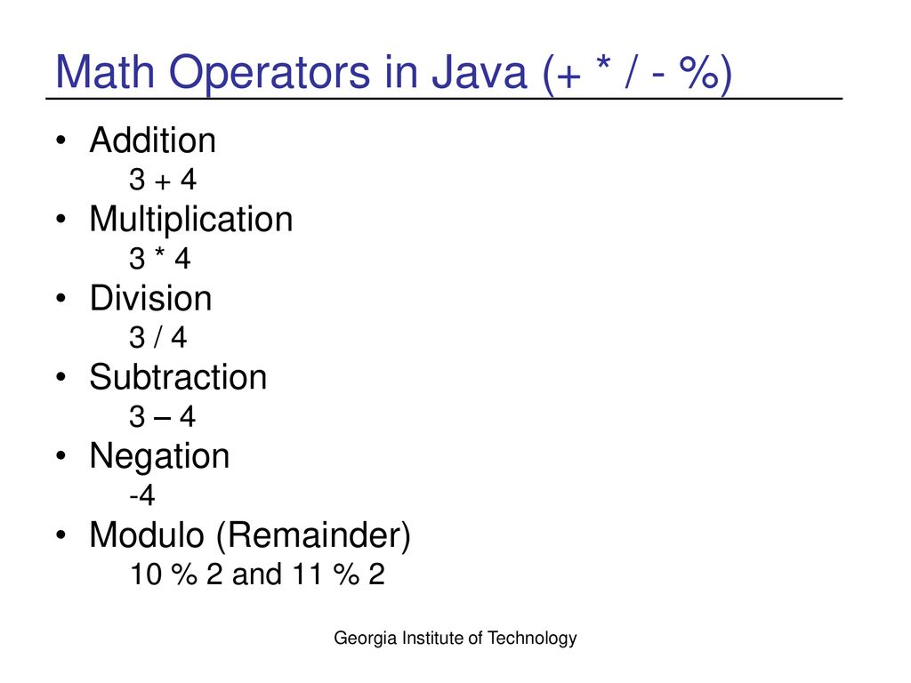 Introduction to Java, and DrJava part 1 - ppt download
