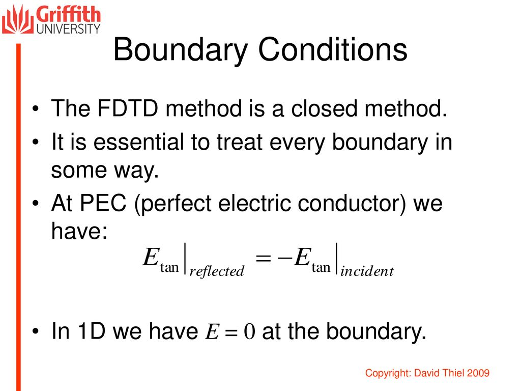 Numerical Methods in Electrical Engineering - ppt download