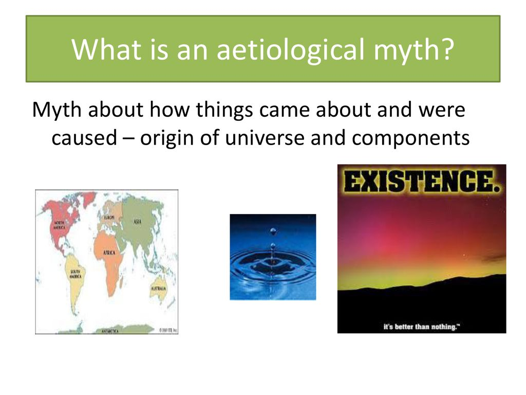Religious language Myths - ppt download