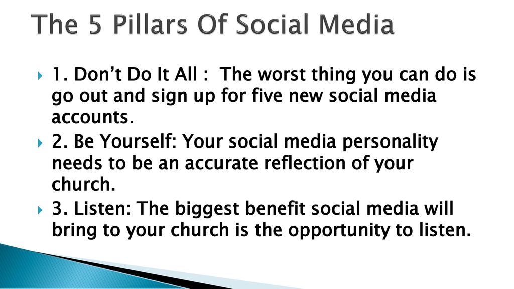Media Awareness New and Social Media  - ppt download