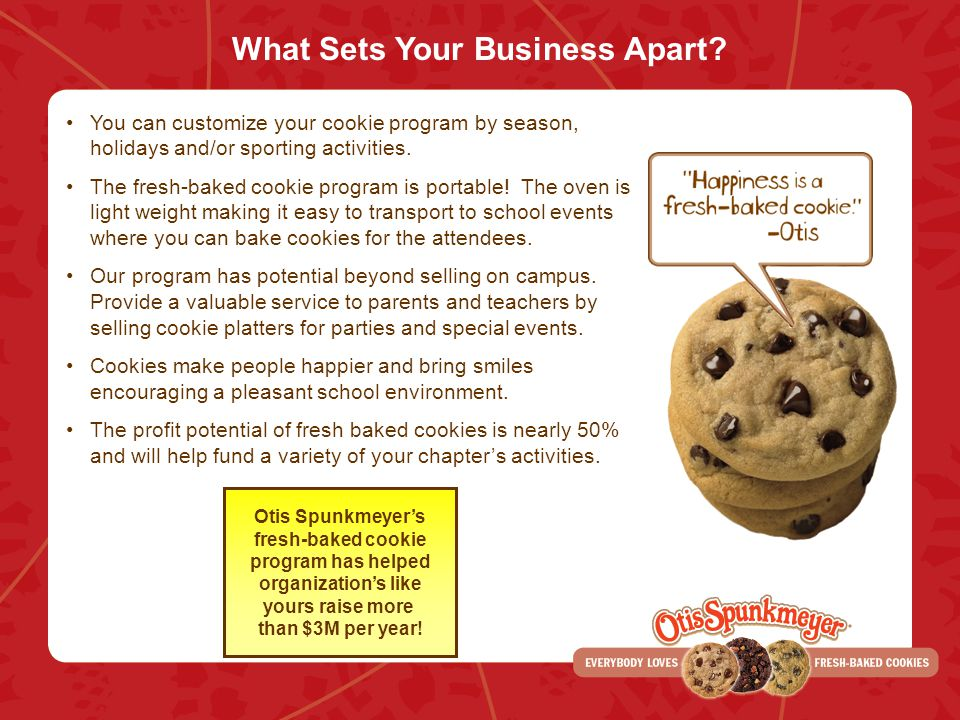 Got Cookies Your How To Guide For Successfully Using Otis