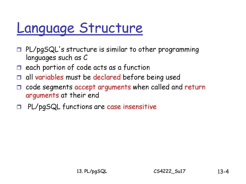 CS4222 Principles of Database System - ppt download
