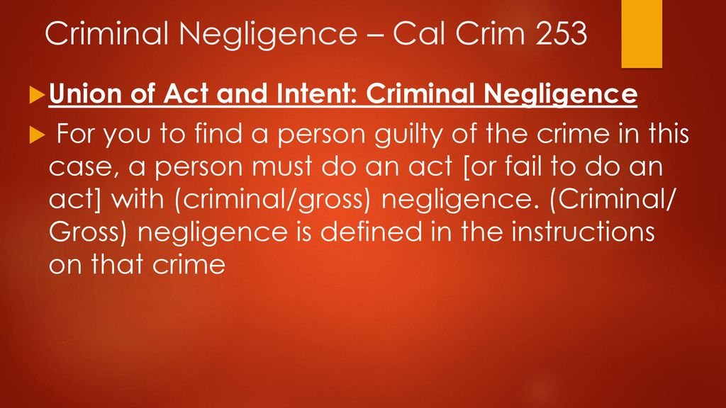 Criminal Law Class 4 - 9/12/ ppt download