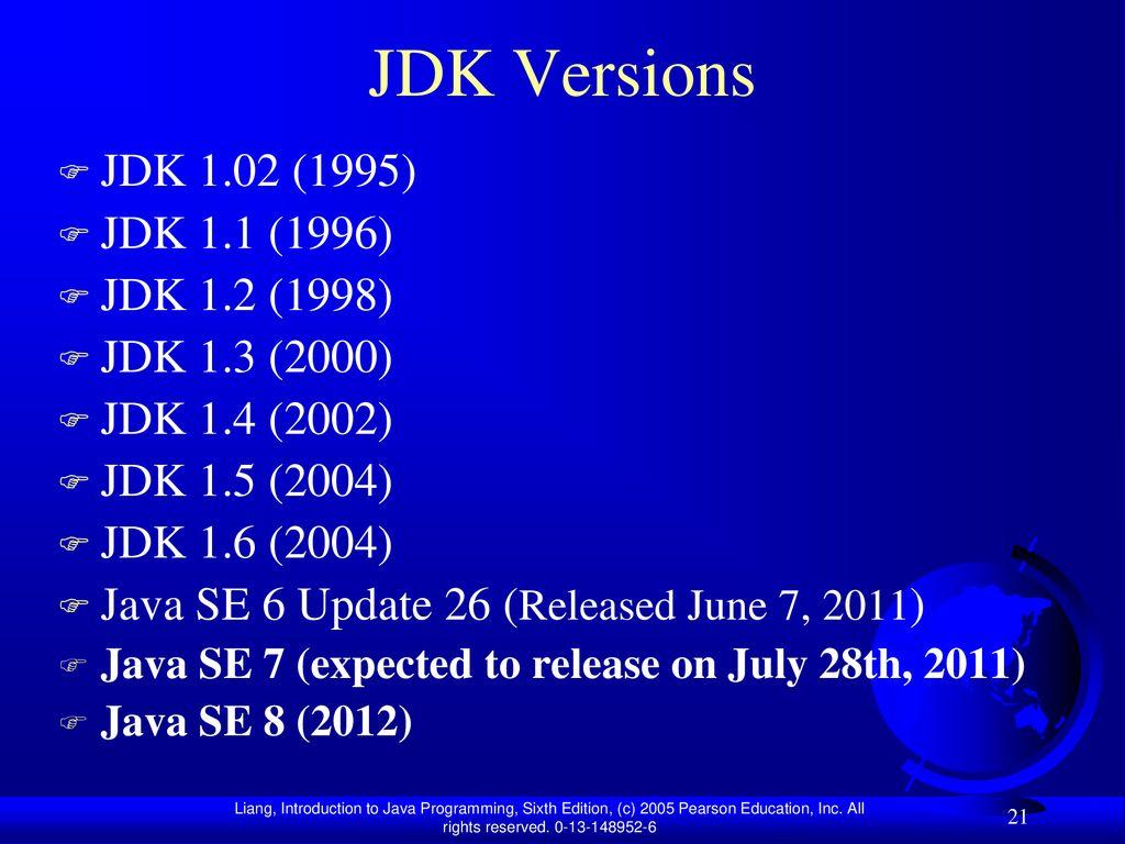 java 6.0 update 26