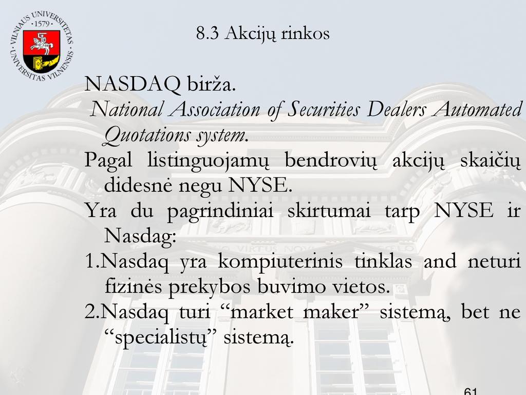 prekybos tinklu strategijos