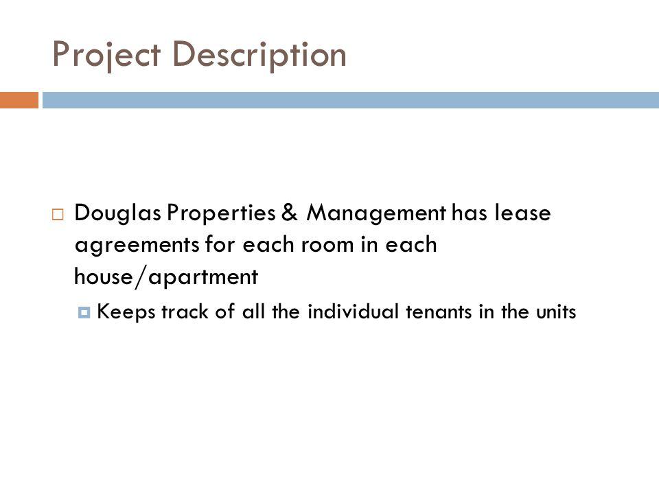 Douglas Properties Management Ppt Video Online Download