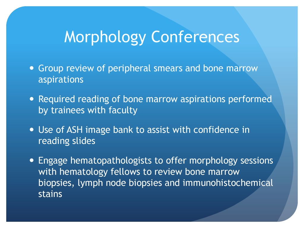 How to Engage Fellows in Benign Hematology - ppt download
