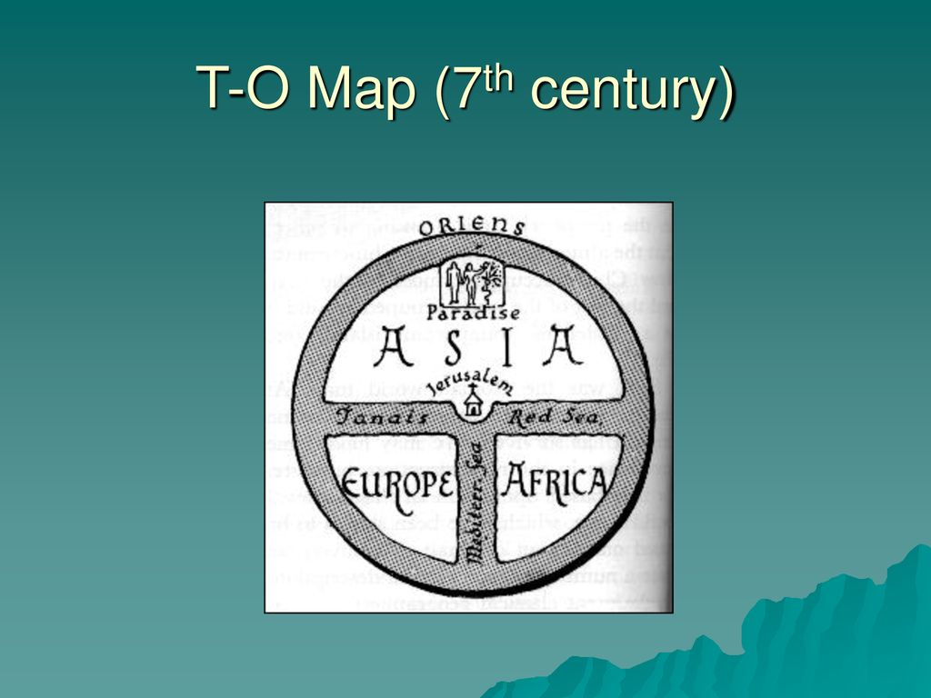 A WESTERN HISTORY OF MAPS - ppt download