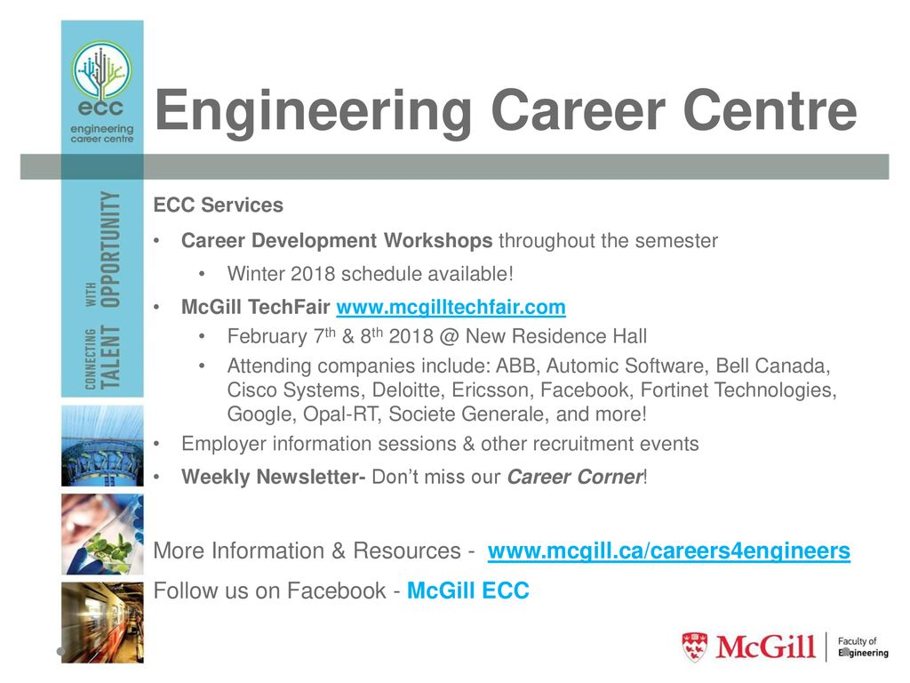 Engineering Career Centre - ppt download